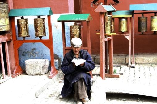 GANDANTEGCHENLING Monaster – Ulaanbaatar – Mongolia