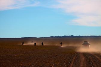 gobi desert - mongolia