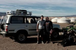 Me&Maurizio - Mongolia