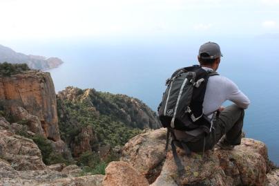 Calanche cliffs - Corsica
