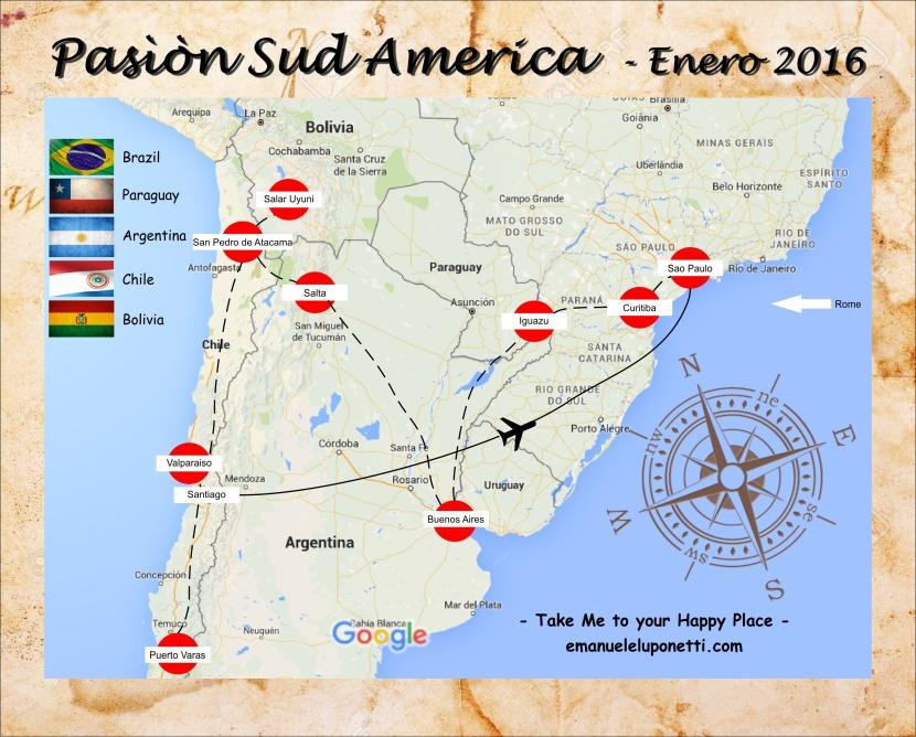 Pasìon Sud America
