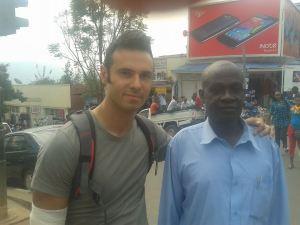 Storici incontri.... Kigali