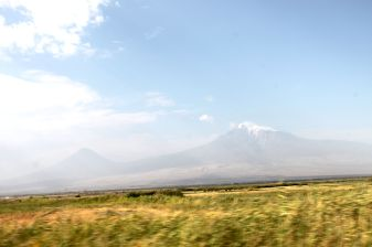 View of Ararat - Armenia