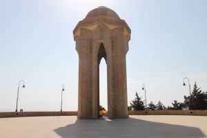 Martyrs' Lane - Baku