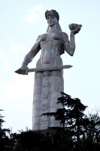 Mother Georgia- Tbilisi