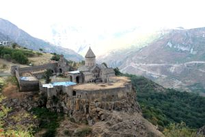Tatev Monastir - Armenia