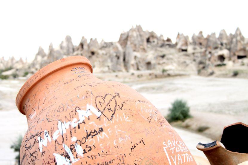 9°Parte: Capadokya
