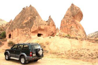 Around Pasabag- Capadokya