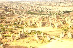Kiliçlar valley-Capadokya