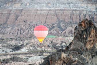 Rose Valley - Capadokya