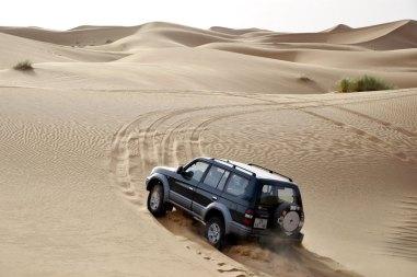 Erg Chebbi - Morocco