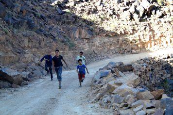 Jbel Sarhro/La Valle dei Berberi