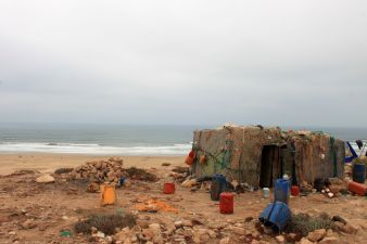 Fisherman's house-Plage Blanche