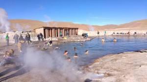 geyser del tatio - Chile