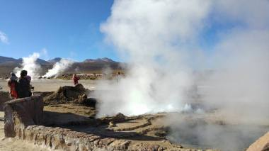 Geyser del Tatio - Chile