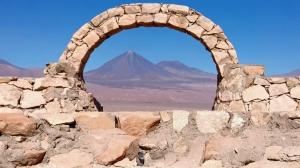 Pucarà de Quitor - Chile