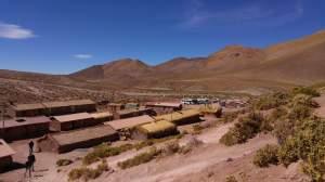 Pueblo di Macucha - Chile