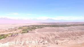 View of San Pedro de Atacama - Chile