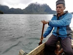 Lake Tujuh - Sumatra